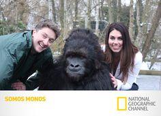 Descubre cuáles son aquellos instintos que el hombre aún comparte con los primates. Somos Monos. #Cerebration Mira contenido exclusivo en http://www.foxplay.com/natgeo