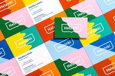 New Logo and Identity for Helsinki by Werklig