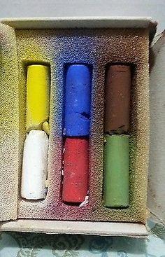 Schmincke Extra Soft Artist Pastels 6 Half Stick Sample Art Student Professional