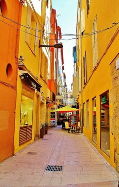 Rues - Perpignan