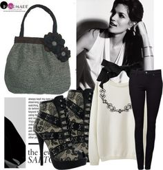 """""""Senza titolo #769"""" by alicelovehandmade ❤ liked on Polyvore"""
