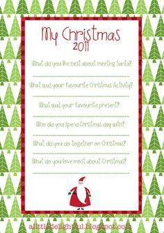 a little delightful: advent calendar cards + christmas activity ...