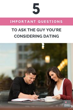 Christian relationship questions