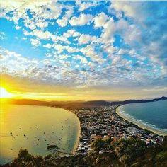 Santa Catarina e seus encantos... Morro do Macaco - Bombinhas