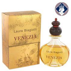 Laura Biagiotti Venezia 75ml Eau De Parfum Spray EDP Perfume Fragrance for Women