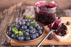 Blueberry Jam Recipe | Old Farmer's Almanac