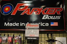 The Heritage Guild was named Top 100 Retailer by Parker Bows for 2014!  Thank you Parker Bows! #archery #ParkerBows #allinoneshot www.heritageguild.com