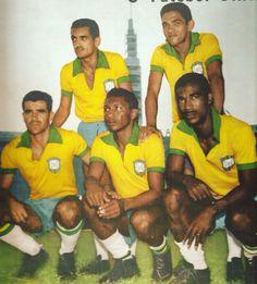 Seleção Brasileira, 1957!