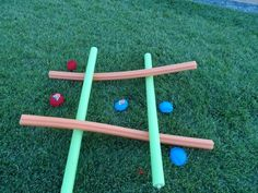 5 Summer Activities with Pool Noodles