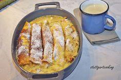 stuttgartcooking: Topfenpalatschinken mit Vanille-Sauce
