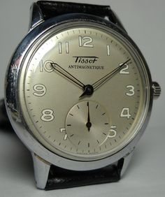 Tissot military style mechanical