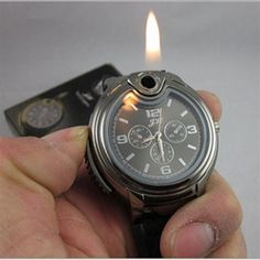 Silicone Men Watch Cigarette Cigar Lighter Clock Military Quartz Watche Lighter Watches Lighter Watches Quartz Watche Lighter Clock Online with 14.86/Piece on Hellenhe2016's Store | DHgate.com