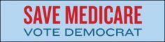 Obtain Free 'Save Medicare' Sticker