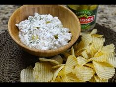 Pickle Dip - try with FF cream cheese & FF Greek Yogurt - dip with veggies