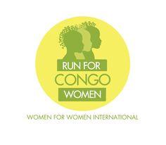 Run for or sponsor a Congo woman