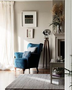 Living room chair #livingroom