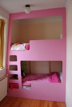another colour maybe - bunk bed !