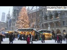 Christkindlmarkt und Kripperlmarkt Munich, Germany. Pinned by www.mygrowingtraditions.com