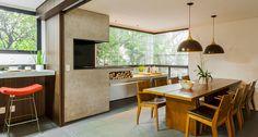 Espaço Gourmet apartamento Tito19 - Oficina da Construção