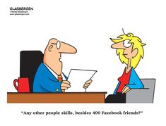 Social Media / Twitter Demeanor for the Technical Job Search