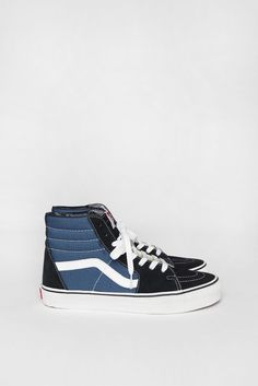 Vans Sk8-Hi via PLUS PAST. Click on the image to see more!