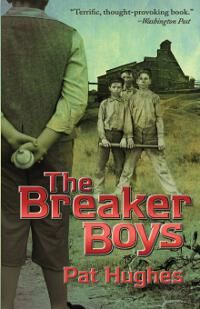 The Breaker Boys designed by Renee Barratt. JF: Although I don't think you need all those effects on the type, this is story telling at its best, and its immediacy draws us right in. ★