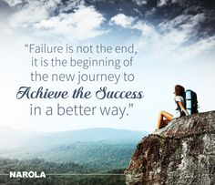 #achievesuccess #bedifferent #quote #life #failure #success #workhard #motivation #narola #quotes #quoteoftheday