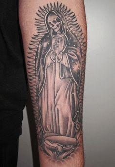 holy death tattoo43