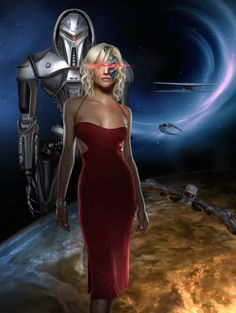 Humanoid Cylon Number Six