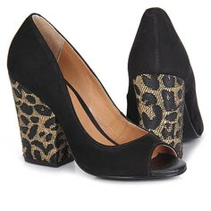 Peep Toe Cesaretti 3124744M  - Color