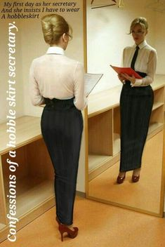 Skirt Outfits, Dress Skirt, Casual Outfits, Dress Shoes, Shoes Heels, Long Leather Skirt, Secretary Outfits, Sexy Rock, Suits For Women
