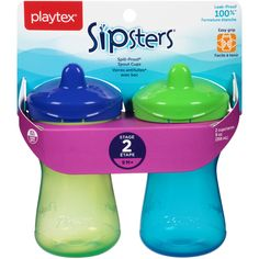 Walgreens - Playtex Sipsters Spout Cup only $1.99! - http://dealmama.com/2017/02/walgreens-playtex-sipsters-spout-cup-1-99/