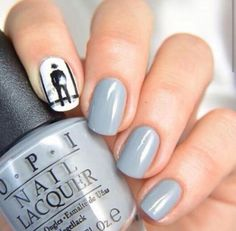 Nails Mr. grey