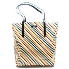 Kate Spade Daycation Bon Shopper Live Colorfully (Multi color) #WKRU1505 MSRP $148
