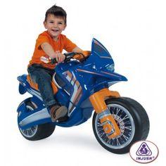 Moto eléctrica infantil en http://www.tuverano.com/motos-electricas-infantiles/374-moto-electrica-infantil.html