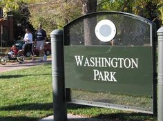 Washington Park, Denver Colorado