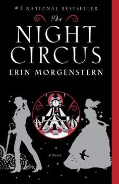 Perfect for fans of Harry Potter | Books worth reading: The Night Circus by Erin Morgenstern