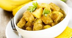 15 originales recettes salées et sucrées à la banane - Risotto salé aux bananes caramélisées - Cuisine AZ