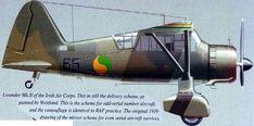 Westland Lysander, Defence Force, Ww2, Fighter Jets, Ireland, Irish, Aircraft, Models, Role Models