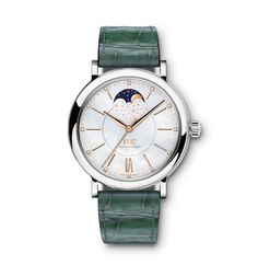 The beautiful IWC Portofino Automatic Moon Phase 37. Add it to your wish list!