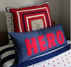 Pottery Barn Kids Inspired Pillows tutorial · Felting | CraftGossip.com http://www.havenbyhayden.com/?p=1036