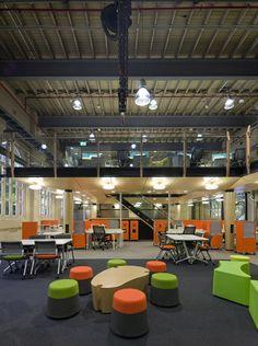 Queensland University of Technology H Block Best Interior, Interior Design, Home Decor Trends, Innovation, Home Goods, Designers, University, House Design, Technology