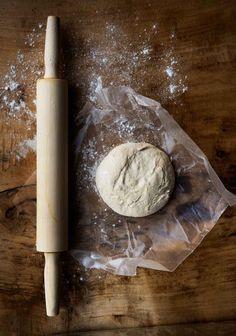 Pizzateig ohne Hefe selber machen