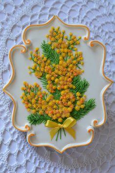 Flower Sugar Cookies, 8th Of March, Fun Cookies, Cookie Decorating, Cookie Cutters, Icing, Tableware, Sweet, Crack Crackers