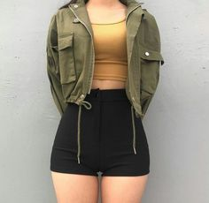Teen Fashion Outfits, Edgy Outfits, Korean Outfits, Mode Outfits, Cute Casual Outfits, Pretty Outfits, Girl Outfits, Ulzzang Fashion, Korean Fashion