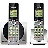 #7: VTech CS6919-2 DECT 6.0 Cordless Phone with 2 Handset - Silver (Certified Refurbished) - phones (http://amzn.to/2cumGsb) printers (http://amzn.to/2cunwoO) shredders (http://amzn.to/2bXf0y6) projectors (http://amzn.to/2ch8mil) scanners (http://amzn.to/2bMXiIv) laminators (http://amzn.to/2ch9P8C)