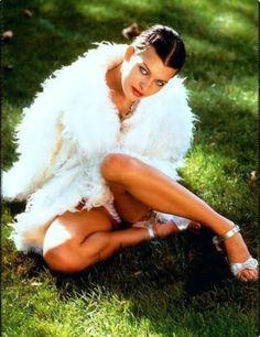 Milla Jovovich::))))