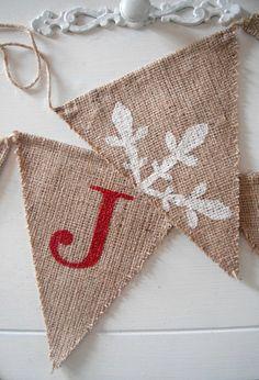 Christmas Decorations Winter Wonderland Banner by SawdustMarket, $30.00