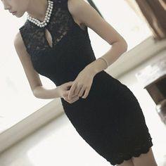 Comprar Vestidos cortos de encaje en MORANNDA CLOTHES