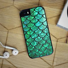 Mermaid Scales - iPhone 4, iPhone 5 5S 5C, iPhone 6 Case, plus Samsung Galaxy S4 S5 S6 Edge Cases - Shadeyou Phone Cases